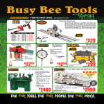 3 - Busy Bee Tools