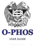 Delta9 Ophos User Manual