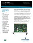 See spec sheet - Innovative Research Technologies