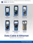 IDEAL Networks Product Catalog
