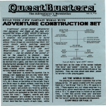 QuestBusters - Museum of Computer Adventure Game History