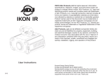 adj.com - Ikon IR User Manual