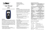 User Manual - TheFibers Inc