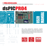dsPICPRO4 User Manual