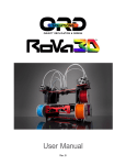 RoVa3D User Manual