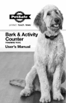 Bark & Activity Counter