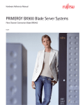 PRIMERGY BX900 Blade Server Systems