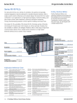 Series 90-30 PLCs - Control & Protection