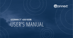 2013 Uconnect 430/430N Users Manual