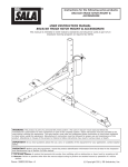 user instruction manual 8510140 truck hitch mount