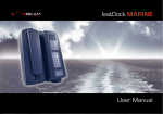 IsatDock MARINE User Manual