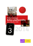Aritco platformlifts - Only Lift Services & Only Stairlifts