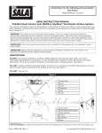 User InstrUctIon ManUal 2103673 Roof Anchor and