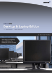 Desktop & Laptop Edition User Manual