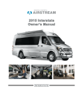 2015 Interstate Owner`s Manual