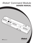 Command Module Owner`s Manual