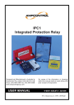 ipc1 user manual issue 8