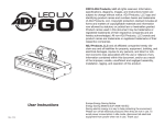 LED UV GO