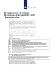 EU legislation on CE-marking - Trade Development Authority Of
