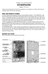 STI-34109 Installation Sheet