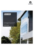 Schlage Express™ Offline Access Control Software User