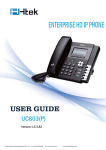 ENTERPRISE HD IP PHONE