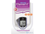 Element™ Meter - Operation Manual