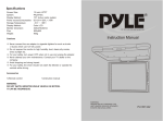 Pyle Video Accessories User Manual