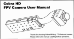 Cobra HD (hd39) User Manual