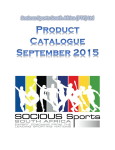 Socious Sports South Africa (PTY) Ltd