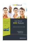 SMS User Manual - Approved Business