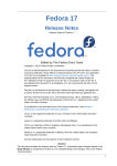 Release Notes - Release Notes for Fedora 17