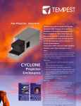 Cyclone Enclosure