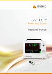 V-Spec™ Monitoring System Instruction Manual