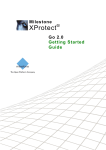 Milestone Systems XProtect® Product Overview