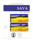 SAVA User Manual - Christian-Albrechts
