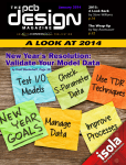 The PCB Design Magazine, January 2014 Issue