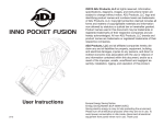INNO POCKET FUSION - Amazon Web Services