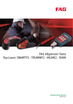 FAG Alignment Tools Top-Laser: SMARTY2