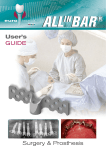 User`s guide All In Bar 2015