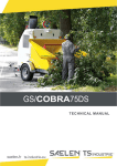 Gs/COBRA 75DS - TS Industrie