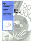 2750-ND002, Intelligent Antenna User Manual
