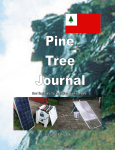 The Pine Tree Journal #3