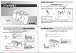 casio qv-5500sx User`s Manual - Downloaded from ManualsCamera