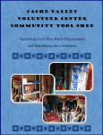 VC Community Tool Shed Brochure