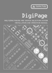 DigiPage Manual