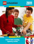 Hands-On Science, Technology, Engineering, and Math