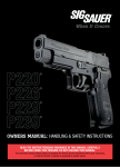 Sig Manual 200 Series - FriedmanHandgunTraining.com