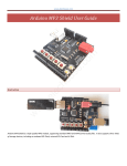 Arduino MP3 Shield User Guide