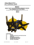mako heavy duty slickline measurement device